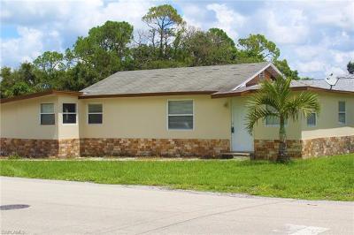 Bonita Springs FL Single Family Home For Sale: $249,000