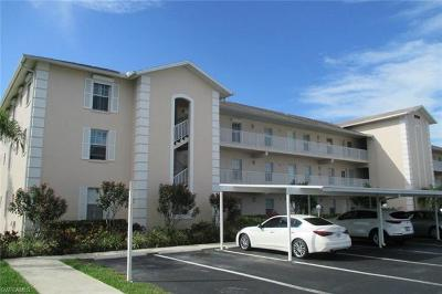 Collier County, Lee County Condo/Townhouse For Sale: 3250 Cypress Glen Way #418