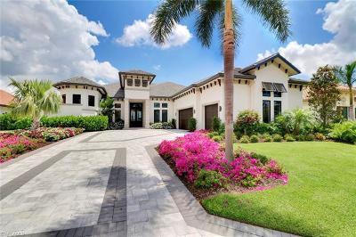 Naples FL Single Family Home For Sale: $3,290,000