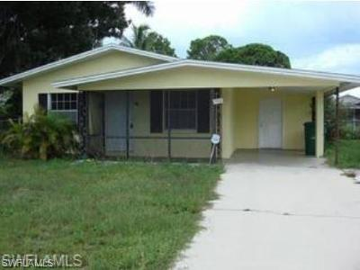 Naples Single Family Home For Sale: 578 104th Ave N