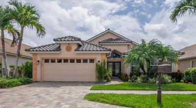 Collier County Single Family Home For Sale: 8468 Indian Wells Way