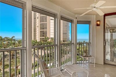 Naples Condo/Townhouse For Sale: 4401 Gulf Shore Blvd #607