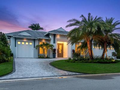 Naples FL Single Family Home For Sale: $4,450,000
