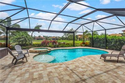 Bonita Springs Single Family Home For Sale: 11161 Monte Carlo Blvd