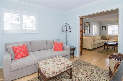 Naples Condo/Townhouse Pending With Contingencies: 766 Central Ave #218