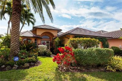 Naples Single Family Home For Sale: 6980 Mauna Loa Ln