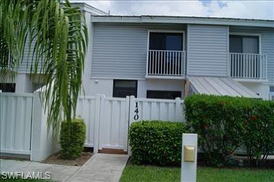 Fort Myers Beach Condo/Townhouse For Sale: 18046 San Carlos Blvd #140