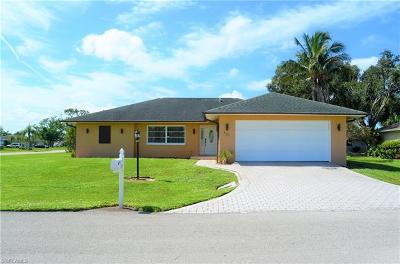 Naples FL Single Family Home For Sale: $274,900