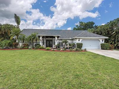 Naples FL Single Family Home For Sale: $674,000