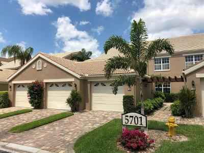 Naples FL Condo/Townhouse For Sale: $214,500