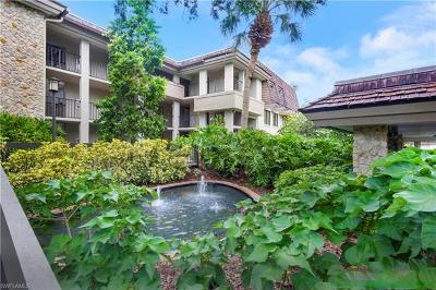Naples FL Condo/Townhouse For Sale: $739,000