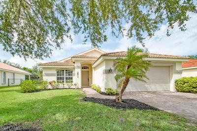Naples Single Family Home For Sale: 2811 Orange Grove Trl