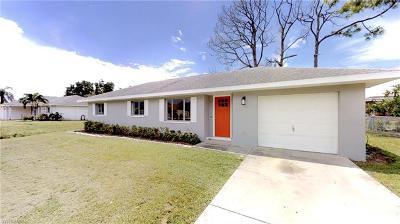 Fort Myers Single Family Home For Sale: 17416 Ingram Rd