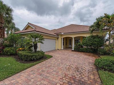 Naples Single Family Home For Sale: 7883 Portofino Ct