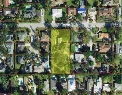 Naples FL Single Family Home For Sale: $1,400,000