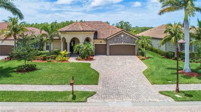 Naples Single Family Home For Sale: 9449 Italia Way