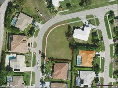 Marco Island Residential Lots & Land For Sale: 649 Seagrape Dr