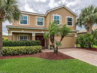 Naples Single Family Home For Sale: 2624 Orange Grove Trl