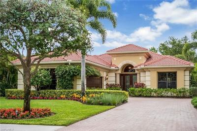 Estero Single Family Home Pending With Contingencies: 19971 Chapel Trce