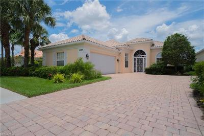 Naples Square Single Family Home For Sale: 5247 Hawkesbury Way N