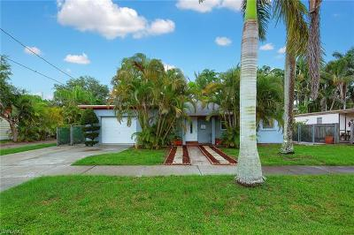 Naples Single Family Home For Sale: 732 12th St N