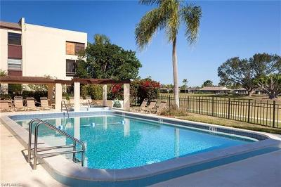 Collier County, Lee County Condo/Townhouse For Sale: 3625 Boca Ciega Dr #201