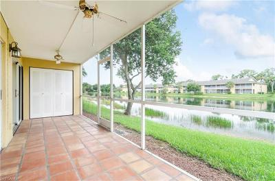Naples FL Condo/Townhouse For Sale: $195,000