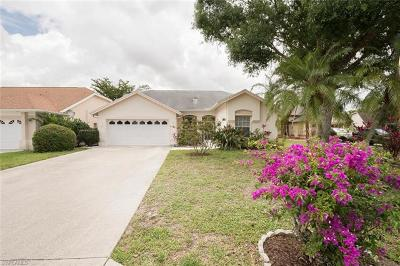 Lely Island Estates Single Family Home For Sale: 6786 Berwick Pl