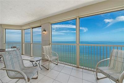 Condo/Townhouse Sold: 4051 Gulf Shore Blvd N #PH-203