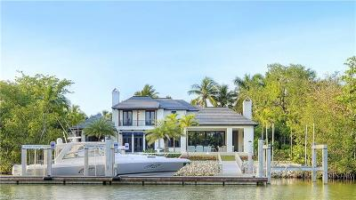 Naples FL Single Family Home For Sale: $10,950,000