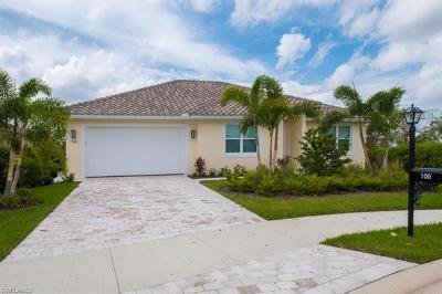 Naples Single Family Home For Sale: 9 Willoughby Dr