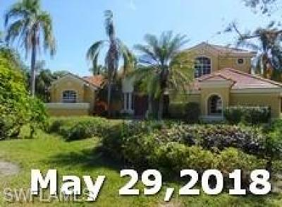 Collier County, Lee County Single Family Home For Sale: 242 Monterey Dr