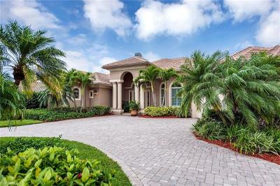 Single Family Home For Sale: 8933 Lely Island Cir