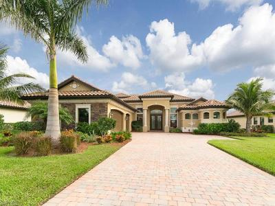 Naples Single Family Home For Sale: 9864 Corso Bello Dr