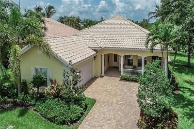Bonita Springs Single Family Home For Sale: 15381 Scrub Jay Ln