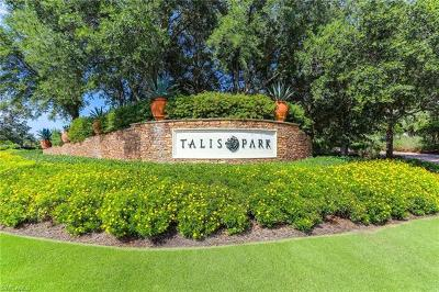 Naples FL Single Family Home For Sale: $4,595,000
