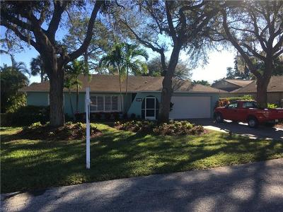 Bonita Springs Single Family Home For Sale: 27234 High Seas Ln