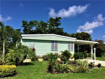 Goodland, Marco Island, Naples, Fort Myers, Lee Mobile/Manufactured For Sale: 108 Calais Ct