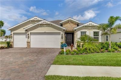 Naples Single Family Home For Sale: 14747 Nautilus Pl