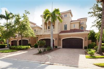 Naples Condo/Townhouse For Sale: 9274 Menaggio Ct #102