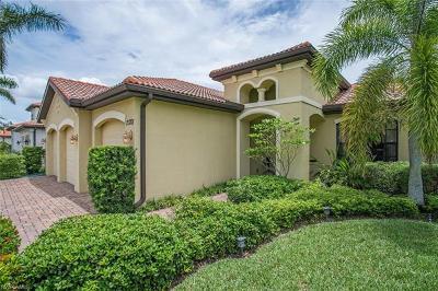 Estero Single Family Home For Sale: 21701 Red Latan Way