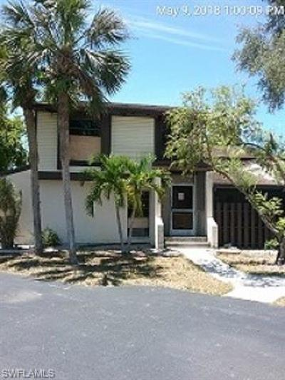 Collier County, Lee County Condo/Townhouse For Sale: 4201 22nd Ave SW #95