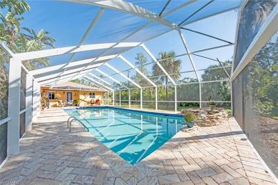Naples Single Family Home For Sale: 5900 Painted Leaf Ln