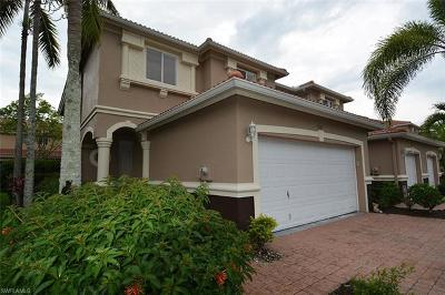 Fort Myers Condo/Townhouse For Sale: 9616 Roundstone Cir