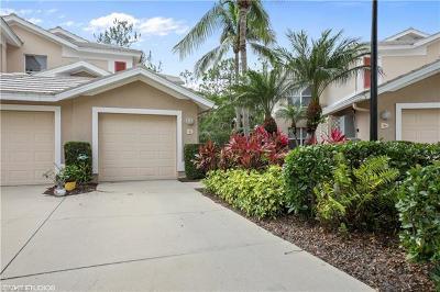 Bonita Springs, Fort Myers Beach, Marco Island, Naples, Sanibel, Cape Coral Condo/Townhouse For Sale: 849 Carrick Bend Cir #103