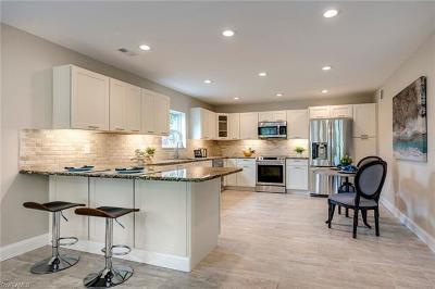 Bonita Springs Single Family Home For Sale: 3879 Riviera Cir