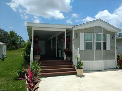 Goodland, Marco Island, Naples, Fort Myers, Lee Mobile/Manufactured For Sale: 4003 Crystal Lake Dr