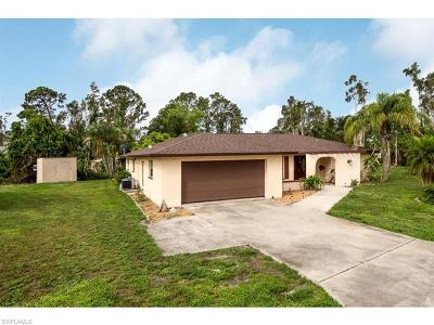 Fort Myers Single Family Home For Sale: 18142 Doral Dr