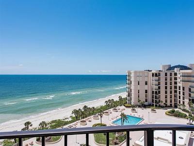 Condo/Townhouse For Sale: 3115 Gulf Shore Blvd N #PH-6S