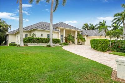 Marco Island Single Family Home For Sale: 1400 Caxambas Ct
